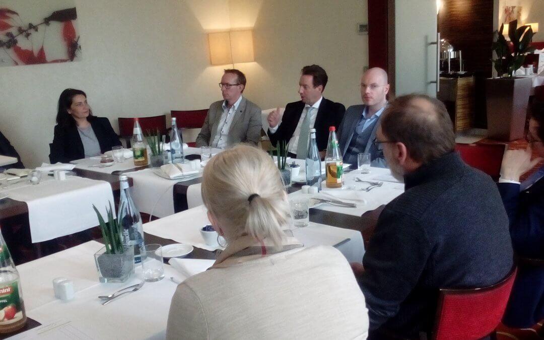 Themennachmittag: Kooperation Arbeitsvermittler und Call-Center-Betriebe